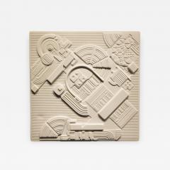 Eduardo Paolozzi Eduardo Paolozzi Plaque for Rosenthal - 766999