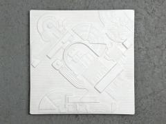 Eduardo Paolozzi Year Plate by Eduardo Paolozzi for Rosenthal - 687911