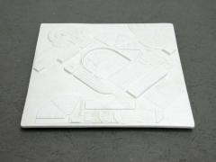 Eduardo Paolozzi Year Plate by Eduardo Paolozzi for Rosenthal - 687912