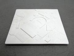Eduardo Paolozzi Year Plate by Eduardo Paolozzi for Rosenthal - 687915