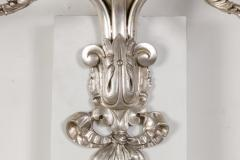 Edward F Caldwell Co Edward F Caldwell Co Silvered Bronze Neoclassical Revival Sconces USA 1900s - 699022