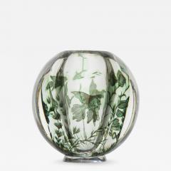 Edward Hald Graal Fish vase - 1029216