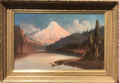 Edward Hill Mount Hood Oregon - 2063855