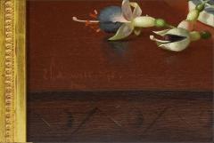 Edward Leavitt Flowers in Clasical Urn  - 1864658