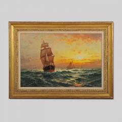 Edward Moran Fishing Boats - 513017