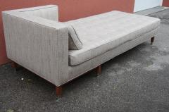 Edward Wormley Custom Daybed in the Style of Midcentury Dunbar - 1148605