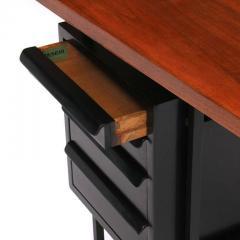 Edward Wormley Drop Leaf Desk Maunfactured by Dunbar - 901171