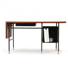 Edward Wormley Drop Leaf Desk Maunfactured by Dunbar - 901178