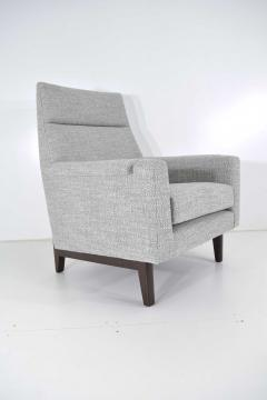 Edward Wormley Dunbar Lounge Chair in New Upholstery - 1146049