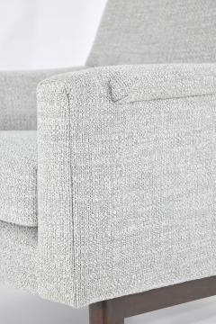 Edward Wormley Dunbar Lounge Chair in New Upholstery - 1146054