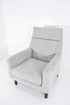 Edward Wormley Dunbar Lounge Chair in New Upholstery - 1146055