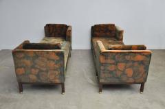 Edward Wormley Dunbar Tete a tete Sofas by Edward Wormley - 453237