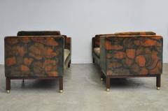 Edward Wormley Dunbar Tete a tete Sofas by Edward Wormley - 453238