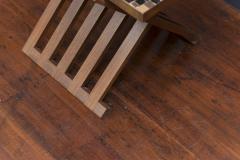 Edward Wormley Dunbar X Base Murano Tile Top Table - 351891