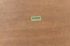 Edward Wormley Dunbar X Base Murano Tile Top Table - 351892