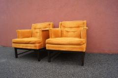 Edward Wormley Dunbar pair of arm chairs - 1200611
