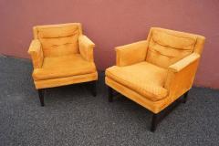Edward Wormley Dunbar pair of arm chairs - 1200618