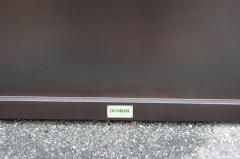 Edward Wormley Ebonized King Headboard by Edward Wormley for Dunbar - 1077120