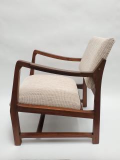 Edward Wormley Ed Wormley Open Arm Chairs for Dunbar - 2075207