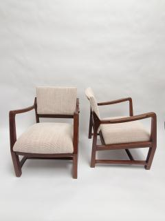 Edward Wormley Ed Wormley Open Arm Chairs for Dunbar - 2075208