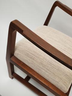 Edward Wormley Ed Wormley Open Arm Chairs for Dunbar - 2075210