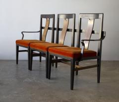 Edward Wormley Edward Wormley 3 Seat Bench in Mahogany Dunbar Custom Order - 1792871