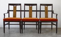 Edward Wormley Edward Wormley 3 Seat Bench in Mahogany Dunbar Custom Order - 1792873