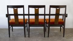 Edward Wormley Edward Wormley 3 Seat Bench in Mahogany Dunbar Custom Order - 1792875