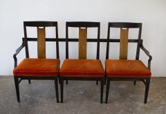 Edward Wormley Edward Wormley 3 Seat Bench in Mahogany Dunbar Custom Order - 1792876