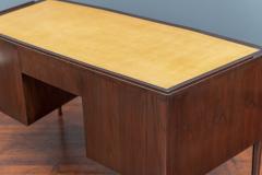Edward Wormley Edward Wormley Desk for Dunbar with Armchair - 1906376