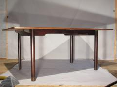 Edward Wormley Edward Wormley Extension Walnut Dining Table for Dunbar circa 1956 - 569542