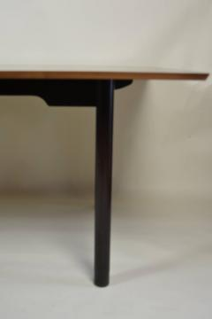 Edward Wormley Edward Wormley Extension Walnut Dining Table for Dunbar circa 1956 - 569543