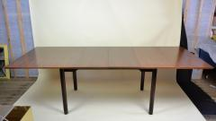 Edward Wormley Edward Wormley Extension Walnut Dining Table for Dunbar circa 1956 - 571408