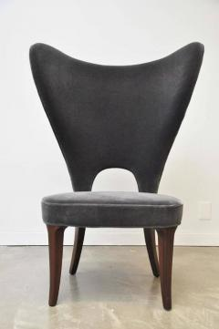Edward Wormley Edward Wormley Heart Chair Wingback for Dunbar - 520848