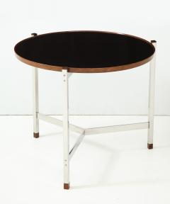 Edward Wormley Edward Wormley Occasional Table in Chrome and Micarta for Dunbar - 815791