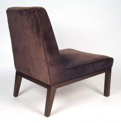 Edward Wormley Edward Wormley Slipper Chairs for Dunbar - 212832