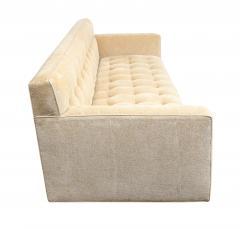 Edward Wormley Edward Wormley Tufted Sofa with Mahogany Legs 1951 - 2014992