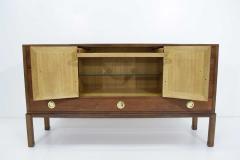 Edward Wormley Edward Wormley for Dunbar Cabinet with Brass Hardware 1950s - 1467124