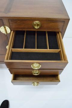 Edward Wormley Edward Wormley for Dunbar Cabinet with Brass Hardware 1950s - 1467126