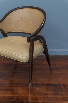Edward Wormley Edward Wormley for Dunbar Captains Chair Model 5480 - 2083019