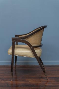Edward Wormley Edward Wormley for Dunbar Captains Chair Model 5480 - 2083026