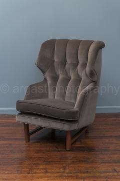 Edward Wormley Edward Wormley for Dunbar Janus Wing Chair - 1167894