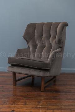 Edward Wormley Edward Wormley for Dunbar Janus Wing Chair - 1167895