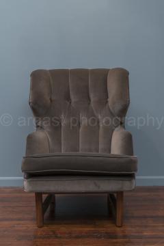 Edward Wormley Edward Wormley for Dunbar Janus Wing Chair - 1167896