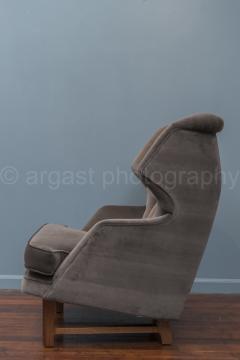 Edward Wormley Edward Wormley for Dunbar Janus Wing Chair - 1167897