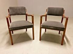 Edward Wormley Edward Wormley for Dunbar Model 830 Lounge Chairs 2 Pairs - 1407759
