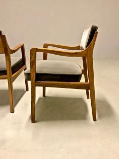 Edward Wormley Edward Wormley for Dunbar Model 830 Lounge Chairs 2 Pairs - 1407783