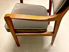 Edward Wormley Edward Wormley for Dunbar Model 830 Lounge Chairs 2 Pairs - 1407786
