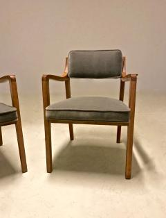 Edward Wormley Edward Wormley for Dunbar Model 830 Lounge Chairs 2 Pairs - 1407846