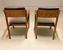 Edward Wormley Edward Wormley for Dunbar Model 830 Lounge Chairs 2 Pairs - 1407848